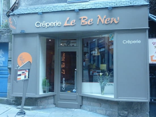 Crêperie Le Be New  - le be new -