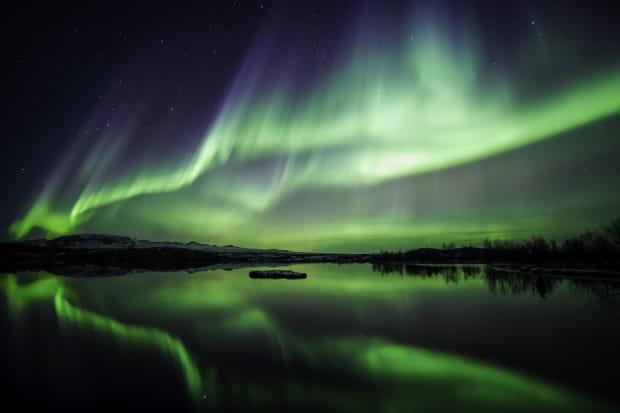 Le Parc Thingvellir en Islande