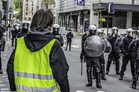 Gilets jaunes: Paris, Lyon, Reims... mobilisation en baisse pour l'acte 27