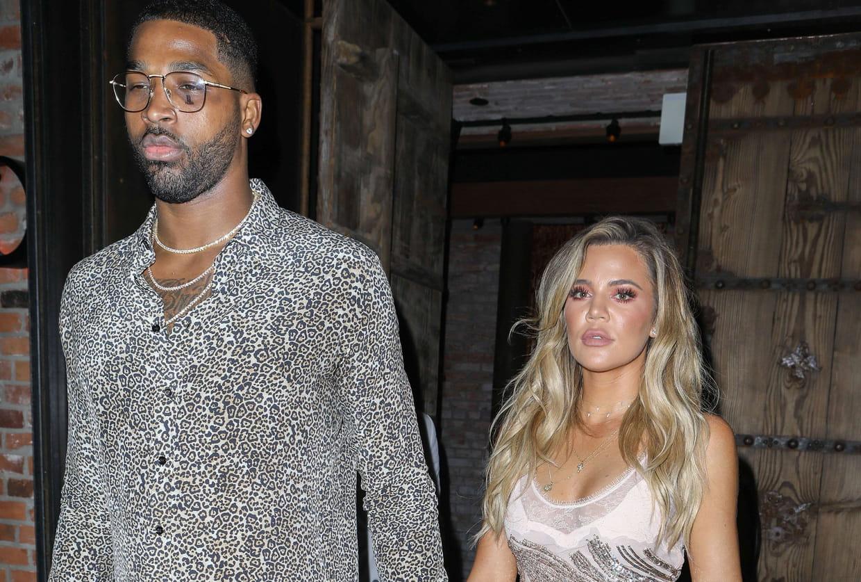 Khloe Kardashian: enceinte elle attend un bébé avec Tristan Thompson