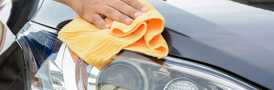 Des astuces pour nettoyer et prendre soin de sa voiture