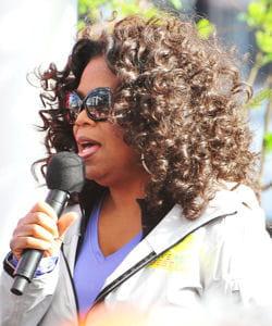 oprah winfrey est passé de la 3e à la 11e place du classement forbes des femmes