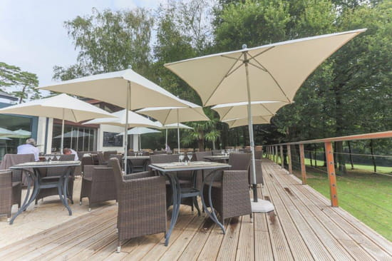 Restaurant : Restaurant du Golf de Nantes  - Terrasse -   © Golf de Nantes