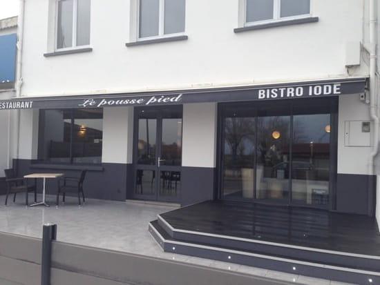 Restaurant : Le Pousse Pied