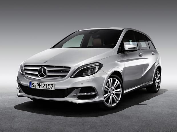 Numéro 42ex aequo: Mercedes Classe B