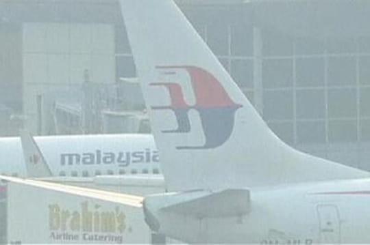 """Malaysia Airlines: lacompagnie """"maudite"""" communique sur l'état del'avion"""
