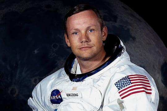Neil Armstrong: biographie de l'astronaute, premier homme sur la Lune