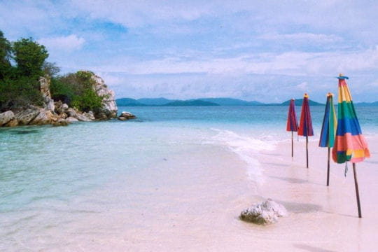 Lagon de rêve à Phuket