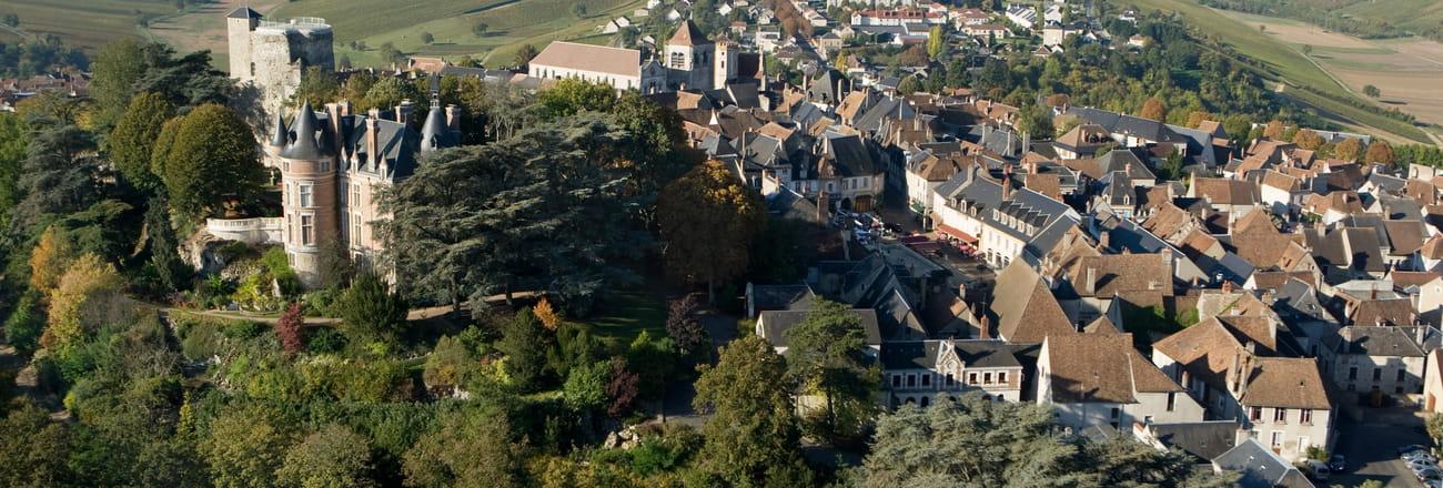 Sancerre, le village préféré des Français