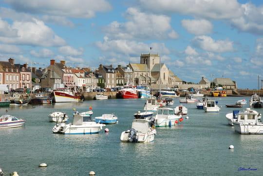 Côte Nord-Est de la presqu'île du Cotentin