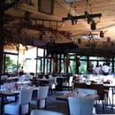 Restaurant : La Ferme  - Salle principale -