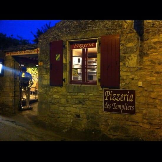 Entrée : Pizzeria des Templiers  - Façade  -