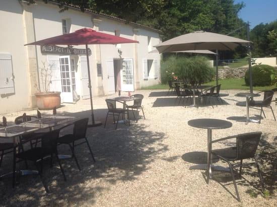 Auberge des Bujoliers  - Terrasse -