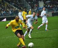 coupe de france 2012: quevilly élimine marseille en quart de finale.