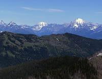 Vues d'en haut : Le nord-ouest du Montana