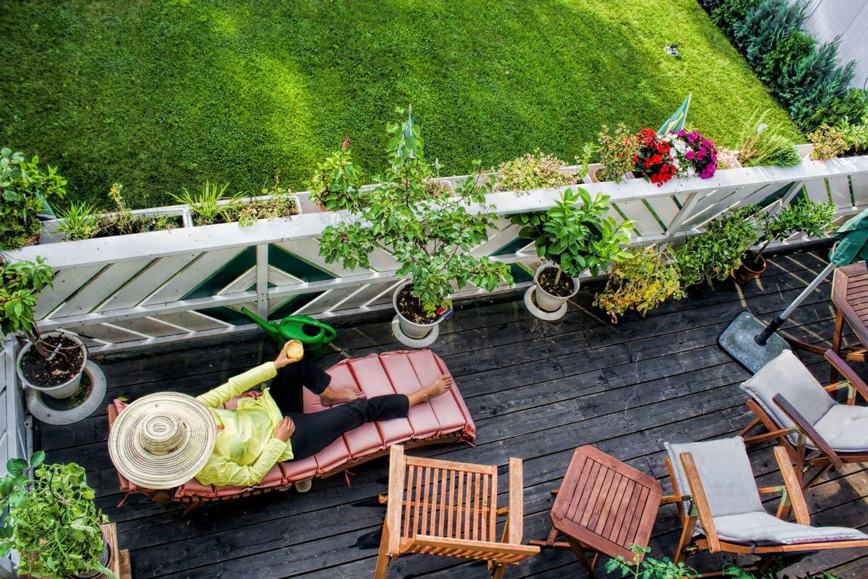 Aménager Son Petit Jardin avec aménager son balcon ?