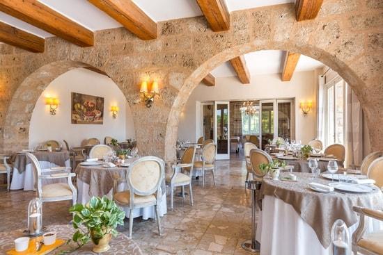 La Bastide de Tourtour L'Orangeraie  - restaurant -   © herve fabre