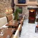 Restaurant : L'Absolu  - Nouvelle adresse et nouveau cadre... Magnifique!! -