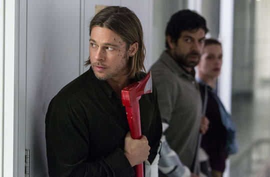 Brad Pitt retrouve David Fincher pour la suite de World War Z