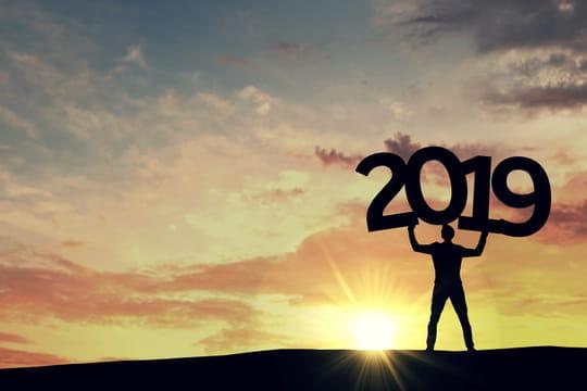 Bonne année 2019: en texte ou en images, nos meilleures idées de messages de bonne année
