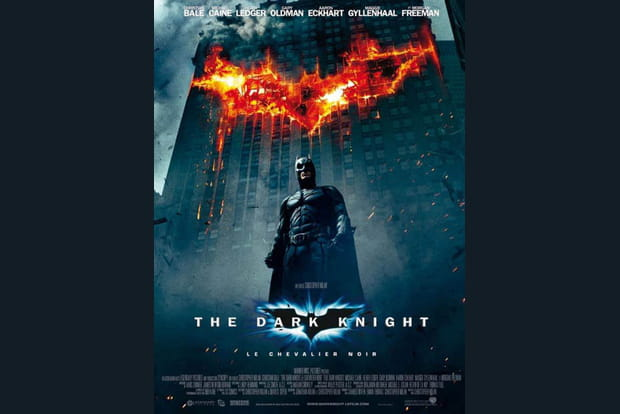 The Dark Knight, Le Chevalier Noir - Photo 1