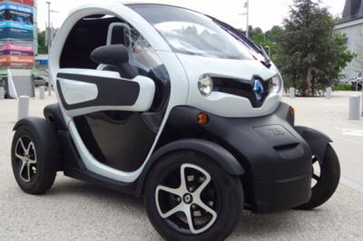 test renault twizy o r n i lectrique. Black Bedroom Furniture Sets. Home Design Ideas