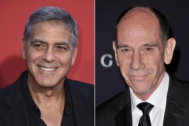Miguel Ferrer est le cousin de George Clooney