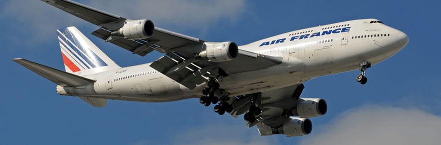 Air France annule ses vols vers la Guadeloupe et Saint Martin