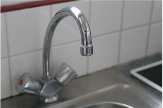 Changer le joint d'une tête de robinet