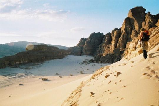 Le Sinaï, Egypte