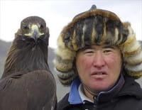 Mongolie, la chasse à l'aigle dans l'Altaï