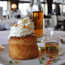 Chez Tata  - un dessert -   © Chez Tata