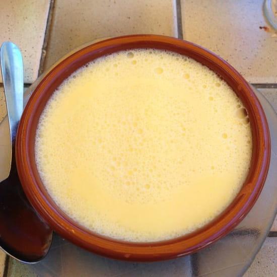 Dessert : Va Bene  - Crème caramel -