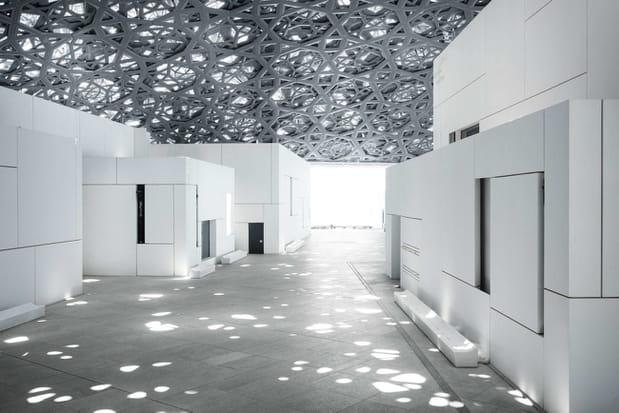 8600mètres carrés dédié aux expositions