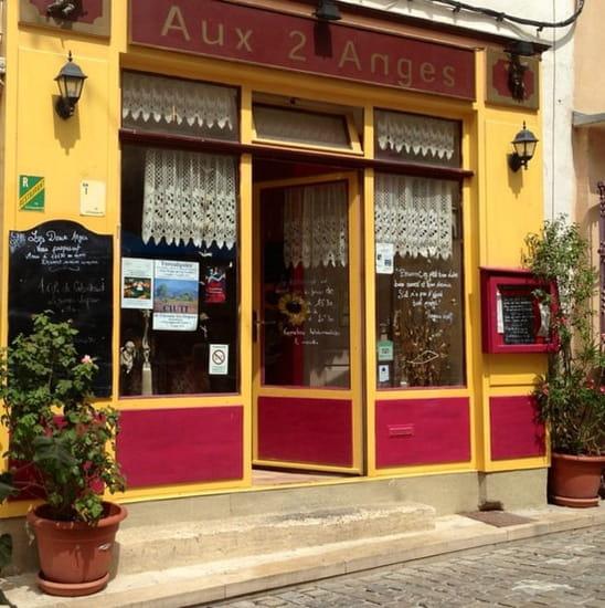 Restaurant : Aux Deux Anges