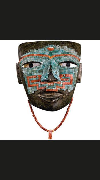 """Teotihuacan"", Musée du Quai Branly"