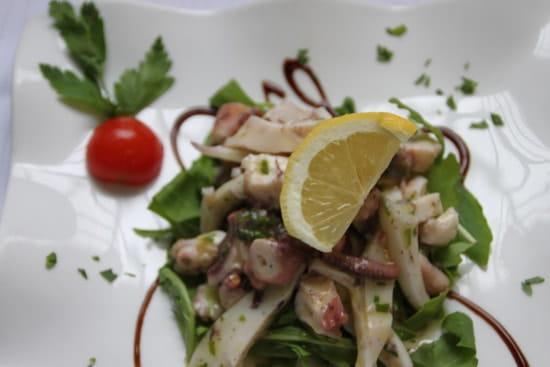 Le Sorrento  - salade de poulpe -