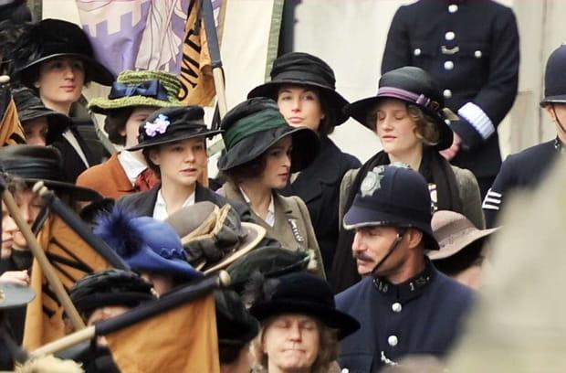 Suffragette, dans les coulisses de la révolution