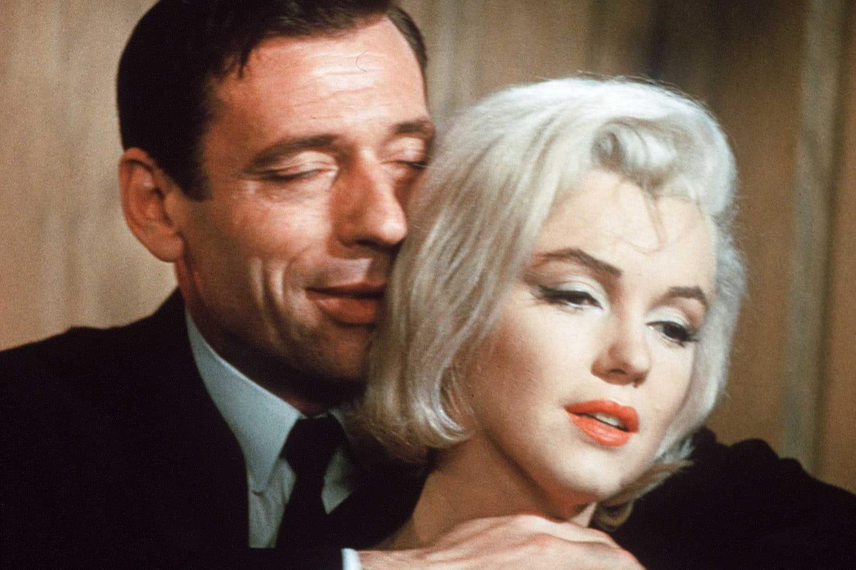 Yves Montandet Marilyn Monroe: une liaison, un scandale et des conséquences