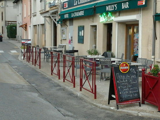 La Chaumière - Willy's Bar