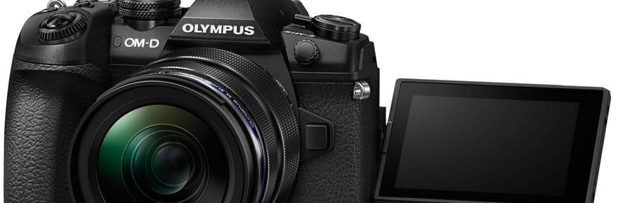 L'Olympus OM-D E-M1Mark II fait son entrée au Salon de la Photo 2016