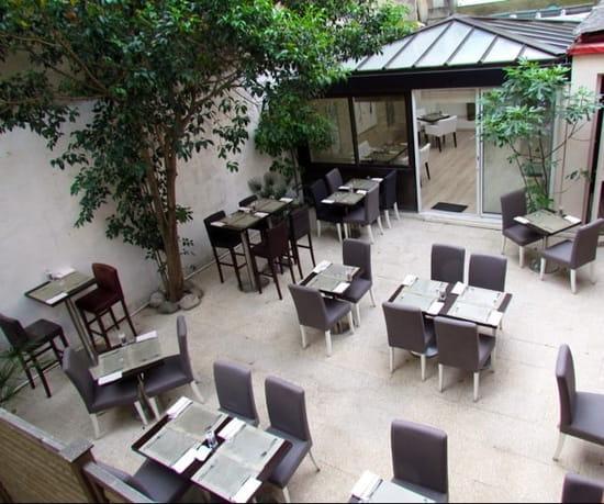 Restaurant : La Licorne  - Nouvelle Terrasse -