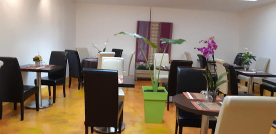 Restaurant : Ô Pad Thaï   © salle  du restaurant