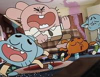 Le monde incroyable de Gumball : Le menu
