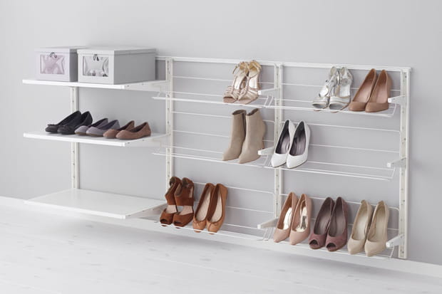 Une Etagere A Chaussures