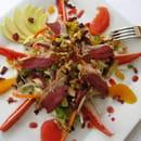 Le Patti  - Salade Landaise au magret de canard fumé -   © Le Patti