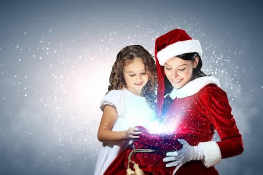 Mère Noël: les secrets de l'épouse du Père Noël