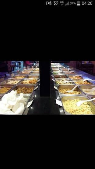 Restaurant : Paradis Soleil Levant  - Buffet du 13 octobre 2014 -