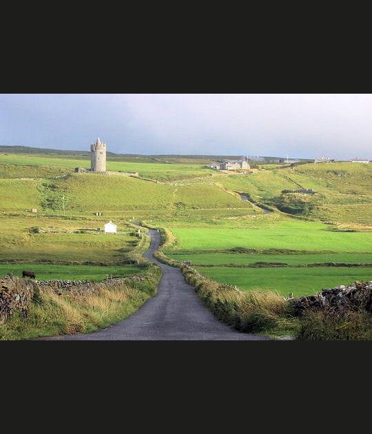 Tour dans la campagne