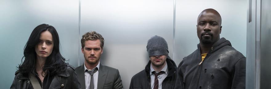 The Defenders saison 1: streaming, trailer, date de sortie...